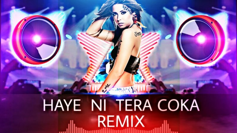 DJ KANTA OFFICIAL - HAYE NI TERA COKA DJ REMIX SONG